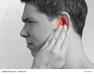 Ear Irritation